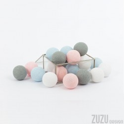 COTTON BALLS CANDY PASTEL